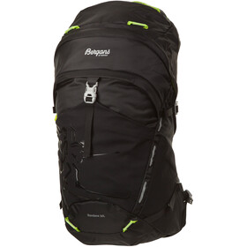 Bergans Rondane 30L Sac à dos, black/neon green